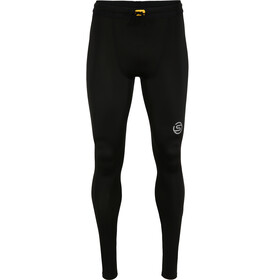Skins Series-3 T&R Long Tights Men, black